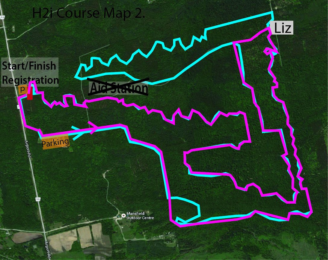 Course map 2