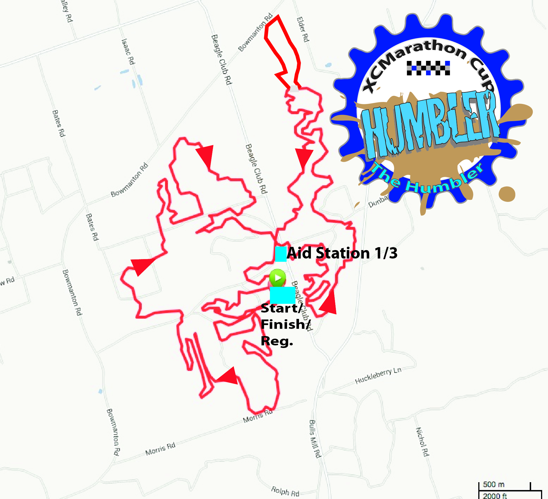 Humbler course 2016